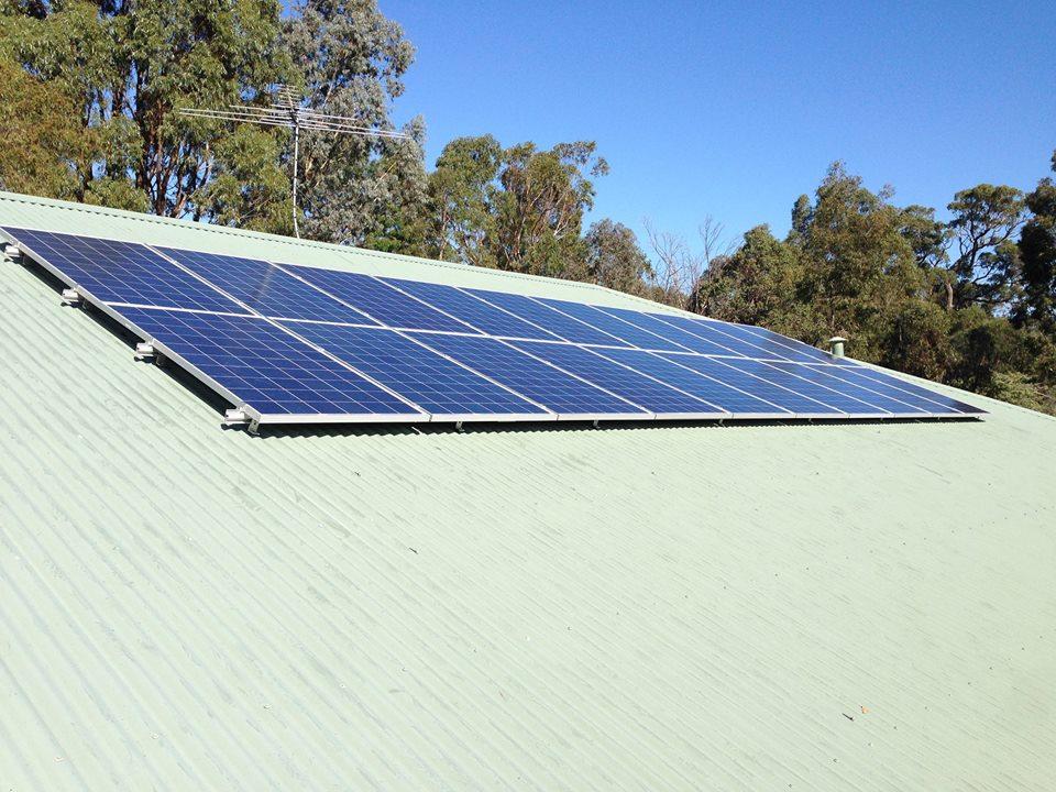 best solar panels perth