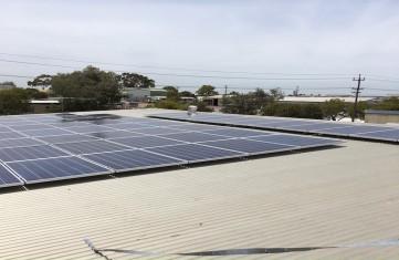 solar panel Perth