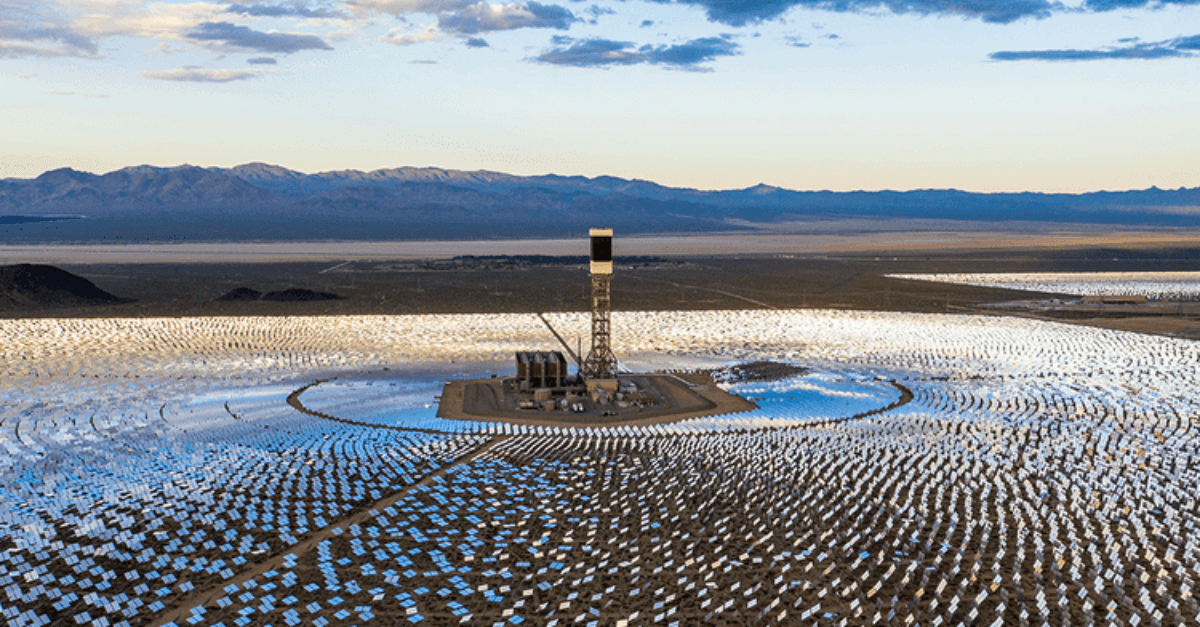 Solar Installation Spotlight Ivanpah Solar Plant - The World's Largest Solar Thermal Plant - Solaire Connect